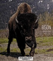 Cover of: Bison