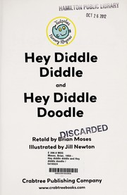 Cover of: Hey diddle diddle and Hey diddle doodle | Brian Moses