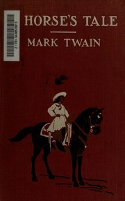Cover of: A Horse's Tale
