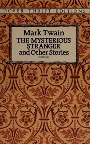 Cover of: The mysterious stranger and other stories