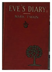 Cover of: Eve's Diary