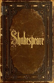 Cover of: The Complete Works of William Shakespeare Comprising his Dramatic and Poetical Works | William Shakespeare