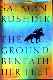 Cover of: The ground beneath her feet: a novel