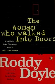Cover of: The woman who walked into doors