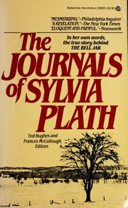 Cover of: The journals of Sylvia Plath
