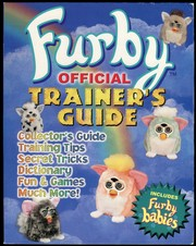 Cover of: Furby Trainer's Guide