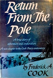 Cover of: Return from the Pole