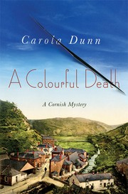 Cover of: A Colourful Death (Cornish Mystery #2)