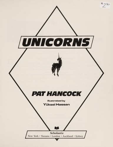 Unicorns by Pat Hancock
