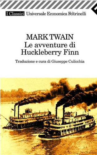 Le avventure di Huckleberry Finn by