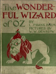Cover of: Wizard of Oz