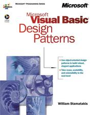 Microsoft  Visual Basic  Design Patterns (Microsoft Professional Series)