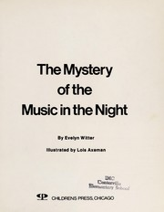 Cover of: The mystery of the music in the night | Evelyn Witter
