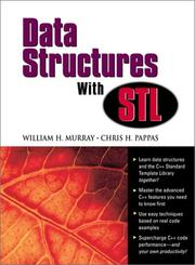 Cover of: Data Structures with STL | William H. Murray
