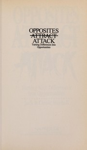 Cover of: Opposites Attack