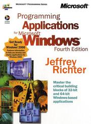 Cover of: Programming Applications for Microsoft Windows (Dv-Mps General)