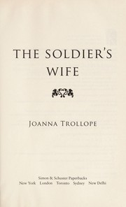 Cover of: The soldier's wife
