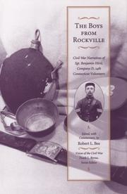 Cover of: The boys from Rockville