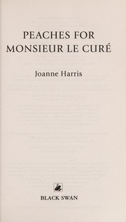 Cover of: Peaches for Monsieur le Cure