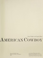 Cover of: The American cowboy | Lonn Taylor