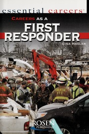 Cover of: Careers as a first responder