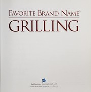 Favorite Brand Name Grilling