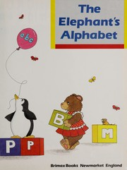 Cover of: Elephants Alphabet