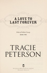 Cover of: A love to last forever