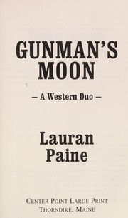 Cover of: Gunman