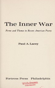 Cover of: The inner war