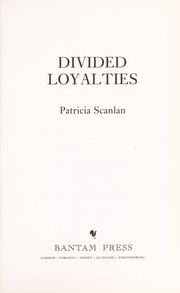 Cover of: Divided loyalties