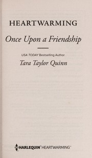 Cover of: Once upon a friendship