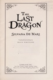 Cover of: The last dragon