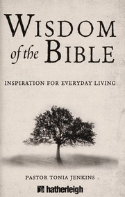 Cover of: Wisdom of the Bible | Tonia Jenkins