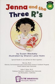 Cover of: Jenna and the three R's | Susan Blackaby