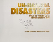 Cover of: Un-natural disasters
