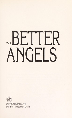 The better angels by Charles McCarry