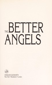Cover of: The better angels | Charles McCarry