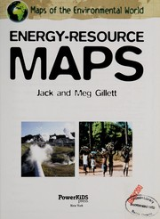 Cover of: Energy resources | Jack Gillett