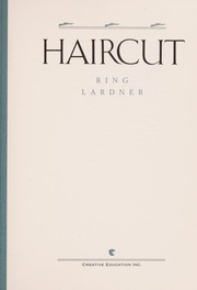 Cover of: Haircut