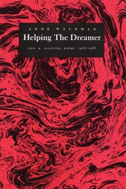 Cover of: Helping the Dreamer: New & Selected Poems, 1966-1988