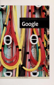 Cover of: The story of Google | Sara Gilbert