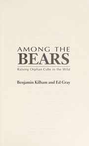 Cover of: Among the bears