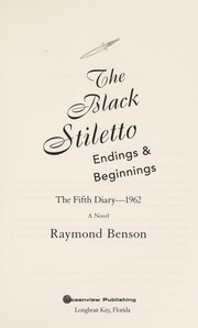 Cover of: The Black Stiletto