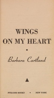 Cover of: Wings on my heart