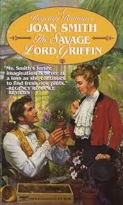Cover of: The Savage Lord Griffin | Joan Smith