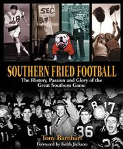Cover of: Southern Fried Football | Tony Barnhart