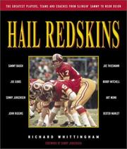 Cover of: Hail Redskins | Richard Whittingham