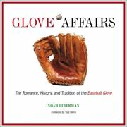 Cover of: Glove affairs