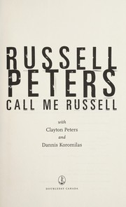 Cover of: Call me Russell | Russell Peters
